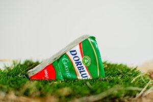 Сыр Дорблю сливочный с голубой плесенью 50%