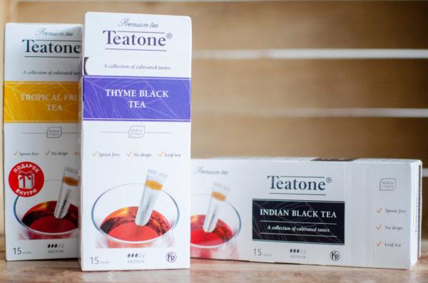 Чай Teatone