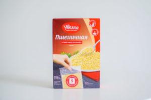 Крупа пшеничная Увелка