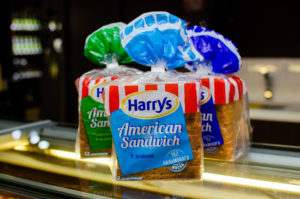 Хлеб нарезной HARRYS