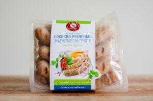 """Сосиски рубленые """"Обед в Грузии"""""""