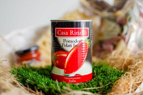 Помидоры очищенные в собственном соку CasaRinaldi