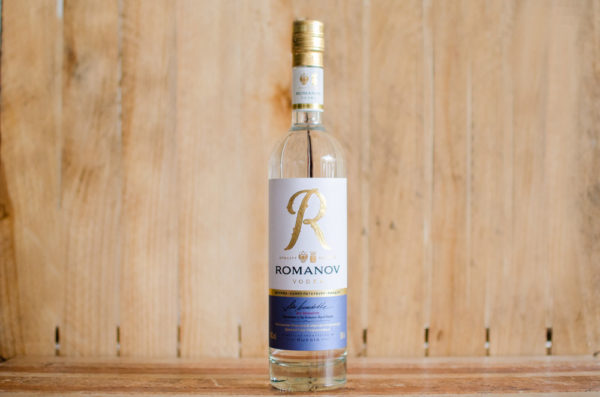 Водка ROMANOV