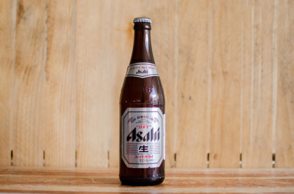 Пиво Asahi Super Dry