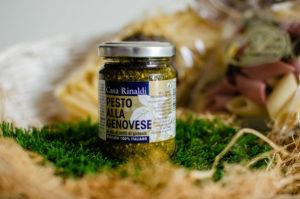 Крем-паста CasaRinaldi Pesto Alla Genovese
