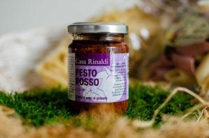 Крем-паста CasaRinaldi Pesto Rosso
