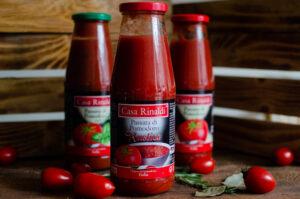 Пюре CasaRinaldi томатное, по-деревенски