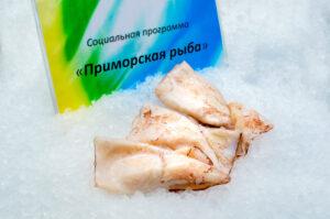 Кальмар тушка (социальная рыба)