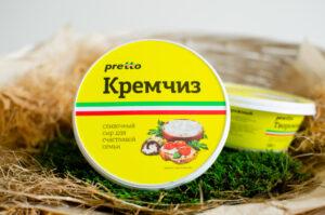 Сыр Pretto кремчиз