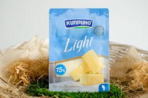 """Сыр """"Light"""" 15%, Киприно"""