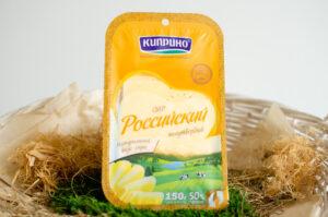 """Сыр """"Российский"""" 50%, Киприно"""