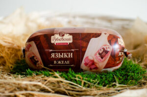 Языки в желе, Рублевский