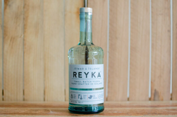 Водка REYKA