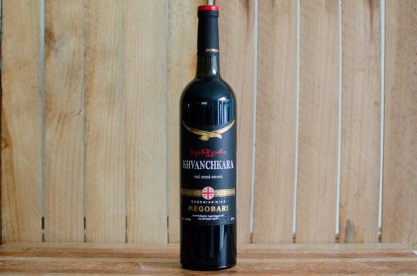 "Вино ""Khvanchkara"", Megobari"