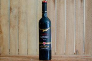 "Вино ""Саперави"", Мегобари"