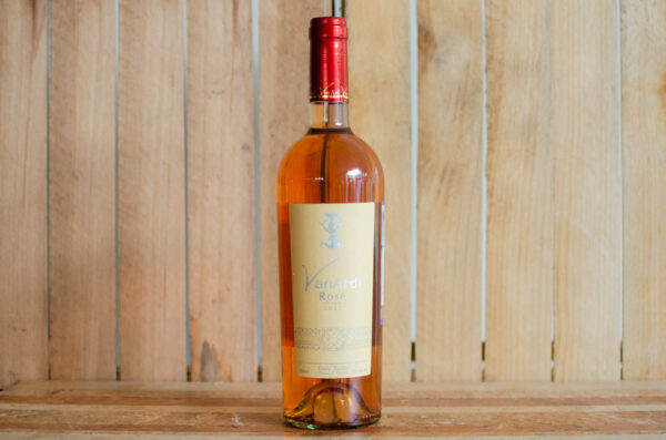 Вино «Van Ardi Rose», 2016 год