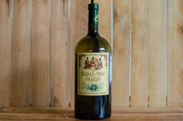 Вино «Тнакан» домашнее, Ijevan