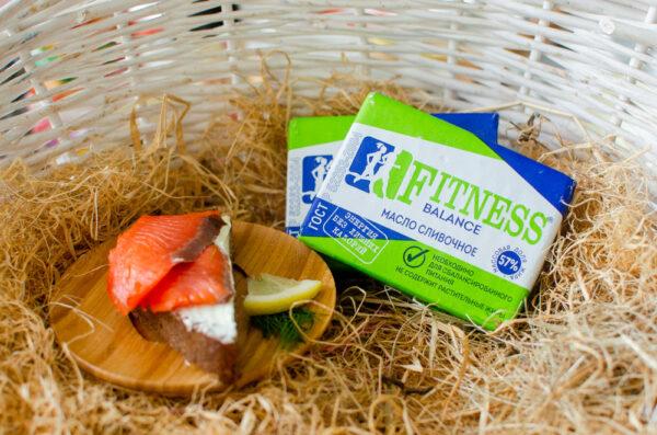 Масло сливочное Fitness Balance, 57%
