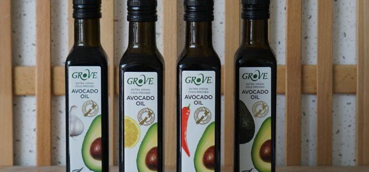 Масло авокадо Grove