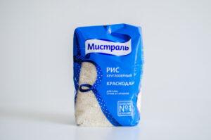 Рис Краснодар круглозерный, Мистраль