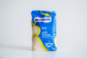 Рис для плова традиционного, Мистраль
