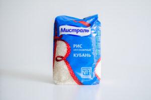 Рис Кубань круглозерный, Мистраль