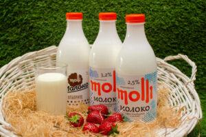 Молоко Molli