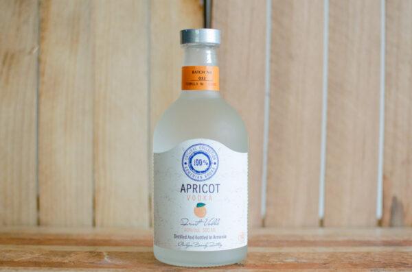 Водка Hent абрикосовая