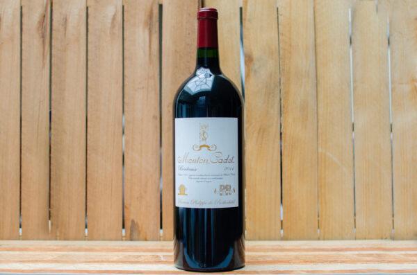 Вино Muton Cadet Vintage 2014