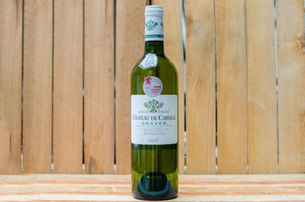 Вино CHATEAU DE CAROLLE Graves