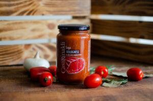 Соус CasaRinaldi томатный болоньезе с мясным фаршем