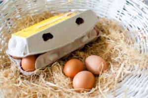 """Яйца куриные, """"Уссурийская"""" птицефабрика"""