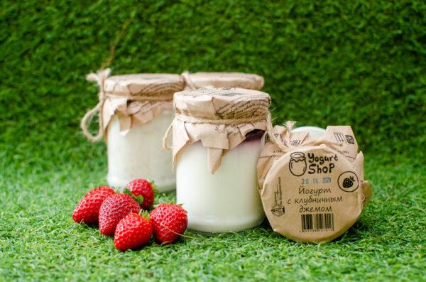 """Йогурт термостатный,""""Yogurt Shop"""""""
