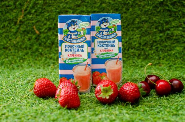 Молочный коктейль «Простоквашино»