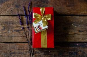 Конфеты шоколадные MarChand пралине