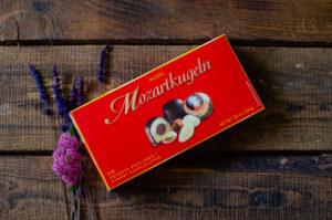 Конфеты шоколадные Моцарт